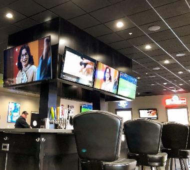 Bar Restaurant Audio Visual by NetCenter Technologies