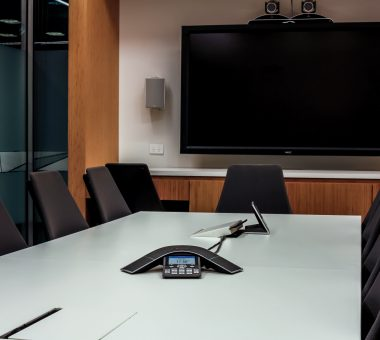 Meeting Room Audio Visual by NetCenter Technologies