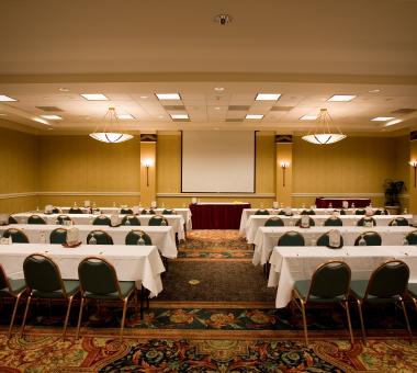 Hotel Conference Room AV