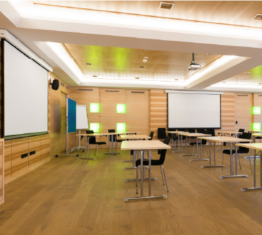 Audio Visual in a Training Room by NetCenter Technologies